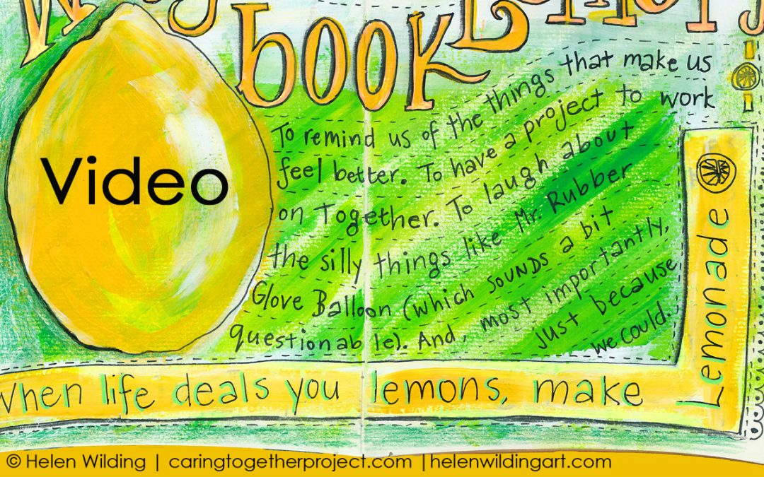 The Lemon Book – a slideshow of coping strategies