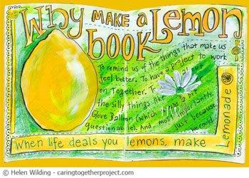 Make your own Lemon Book