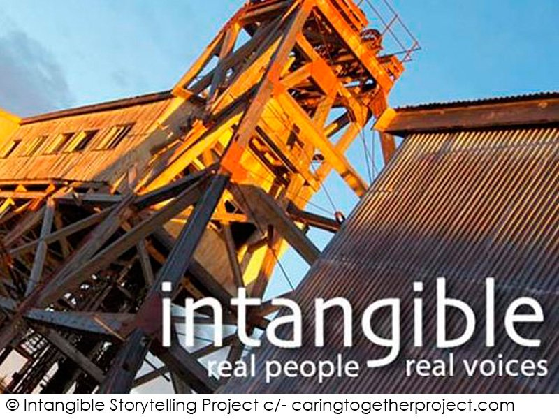 The Intangible Storytelling Project