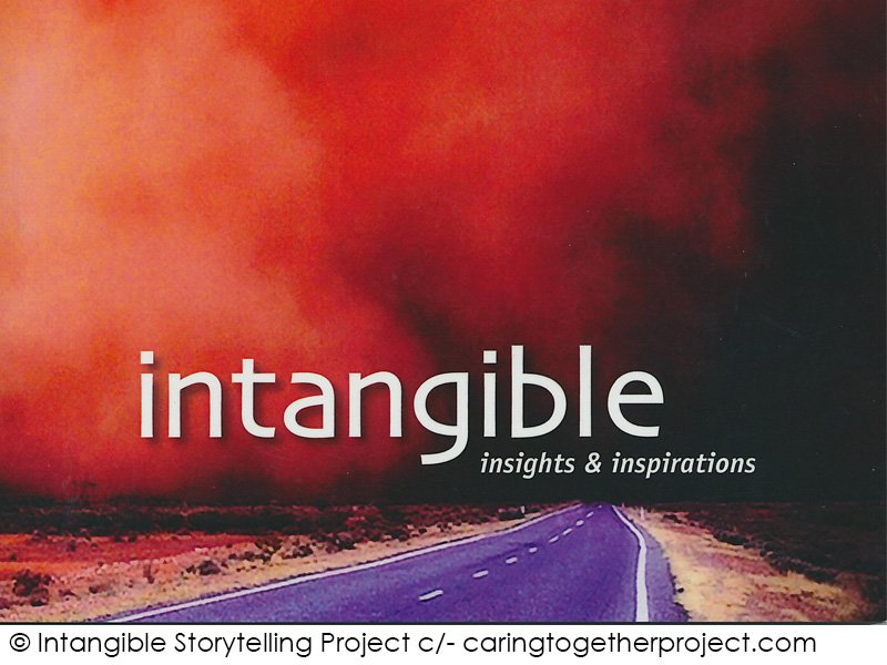 Intangible Storytelling Project: Insights & Inspirations