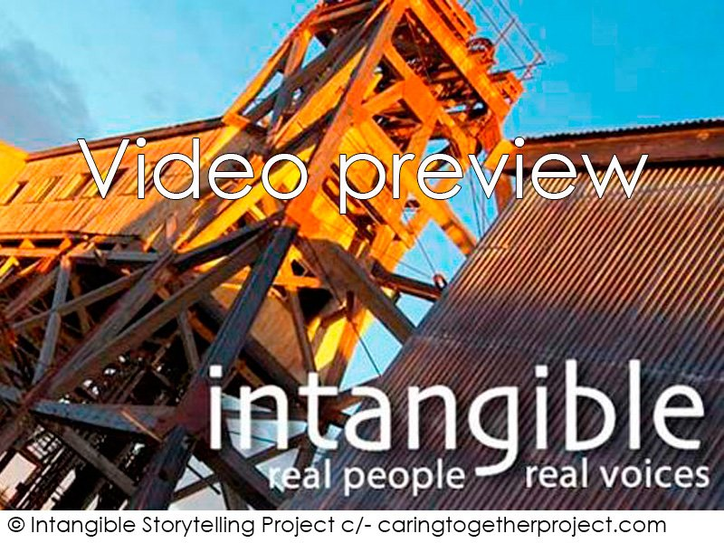 Intangible Storytelling Project – video preview